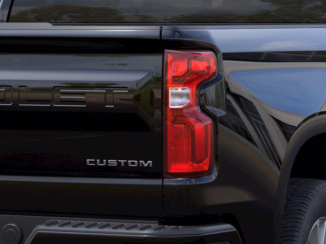 2021 Chevrolet Silverado 1500 Crew Cab 4x2, Pickup #M77754 - photo 9