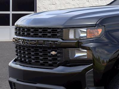 2021 Chevrolet Silverado 1500 Crew Cab 4x2, Pickup #M77754 - photo 11