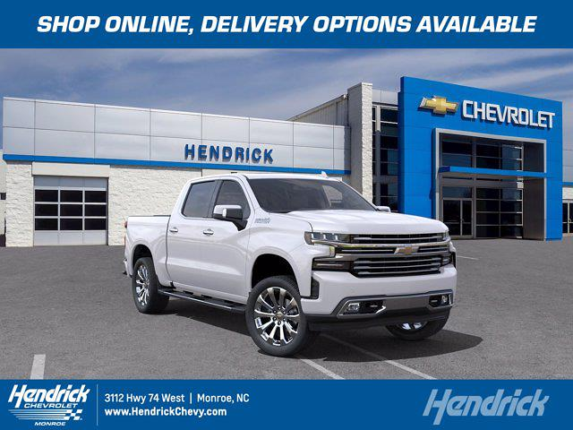 2021 Chevrolet Silverado 1500 Crew Cab 4x4, Pickup #M85447 - photo 1