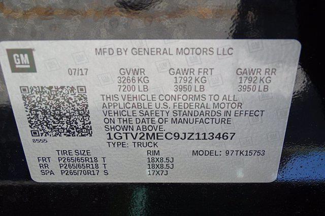 2018 GMC Sierra 1500 Double Cab 4x4, Pickup #M85708A - photo 51