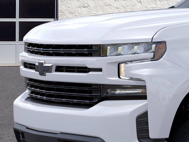 2021 Chevrolet Silverado 1500 Crew Cab 4x4, Pickup #M89884 - photo 11