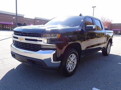 2021 Chevrolet Silverado 1500 Crew Cab 4x4, Pickup #M90290A - photo 3