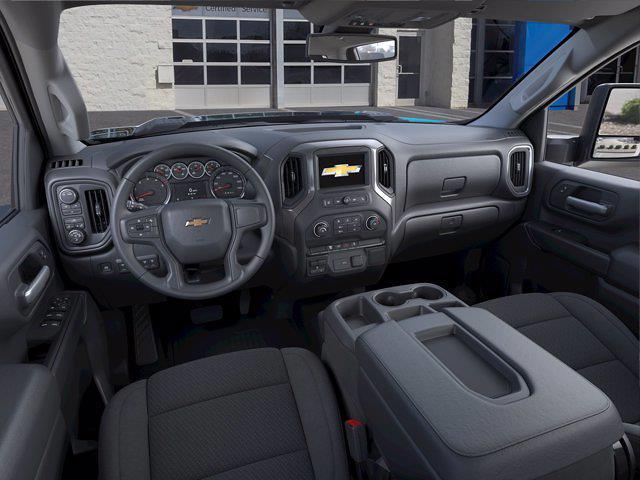 2021 Chevrolet Silverado 2500 Crew Cab 4x4, Pickup #M91270 - photo 12