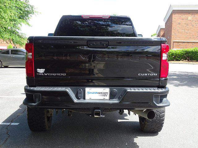 2021 Chevrolet Silverado 2500 Crew Cab 4x4, Pickup #M91270 - photo 7