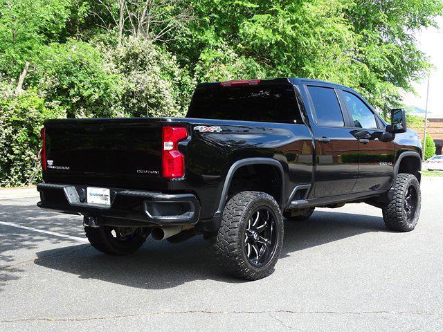 2021 Chevrolet Silverado 2500 Crew Cab 4x4, Pickup #M91270 - photo 8