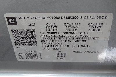 2020 Silverado 1500 Crew Cab 4x4,  Pickup #M91927A - photo 49