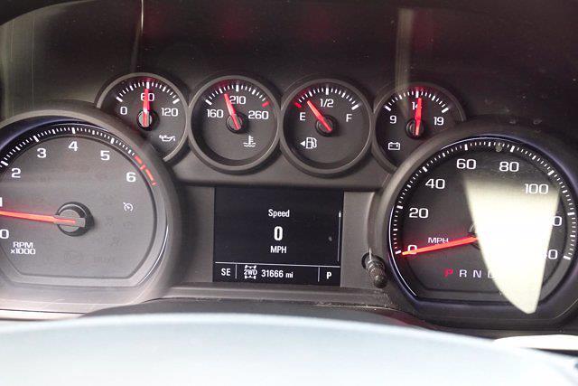 2019 Chevrolet Silverado 1500 Crew Cab 4x4, Pickup #M91931B - photo 17