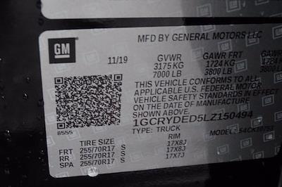 2020 Silverado 1500 Double Cab 4x4,  Pickup #M96371A - photo 42