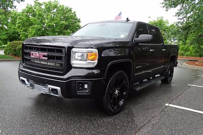 2015 GMC Sierra 1500 Crew Cab 4x4, Pickup #M98491B - photo 3