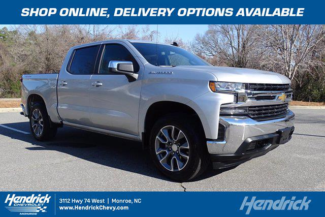 2020 Chevrolet Silverado 1500 Crew Cab 4x4, Pickup #P7907 - photo 1