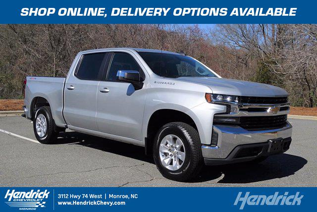 2020 Chevrolet Silverado 1500 Crew Cab 4x4, Pickup #P7908 - photo 1