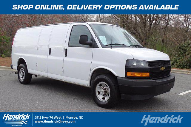 2020 Chevrolet Express 2500 4x2, Empty Cargo Van #P7940 - photo 1