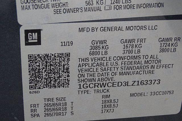 2020 Chevrolet Silverado 1500 Double Cab 4x2, Pickup #P7950 - photo 50