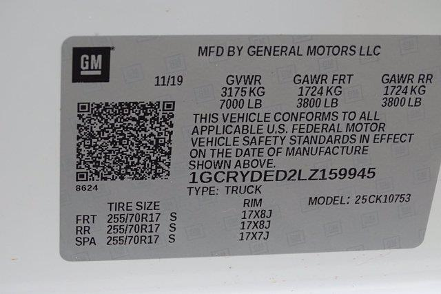 2020 Chevrolet Silverado 1500 Double Cab 4x4, Pickup #PS7981A - photo 48