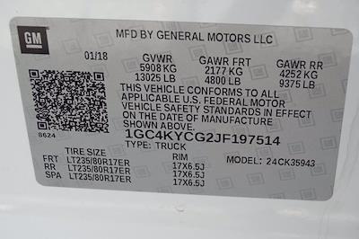 2018 Chevrolet Silverado 3500 Crew Cab 4x4, Pickup #PS8025 - photo 51