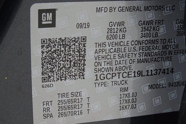 2020 Chevrolet Colorado Crew Cab 4x4, Pickup #PS8066 - photo 55