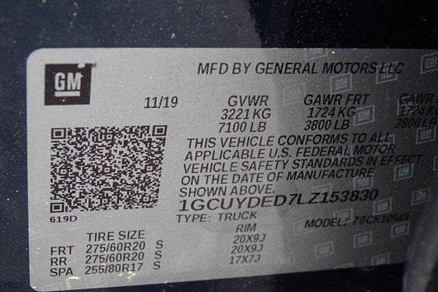 2020 Chevrolet Silverado 1500 Crew Cab 4x4, Pickup #SA7956 - photo 51