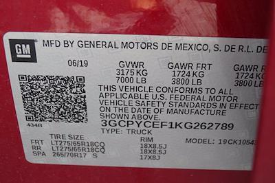 2019 Chevrolet Silverado 1500 Crew Cab 4x4, Pickup #SA8056 - photo 50