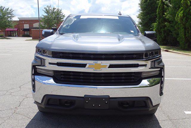 2020 Chevrolet Silverado 1500 Double Cab 4x4, Pickup #SA8067 - photo 4