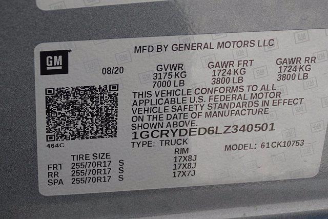 2020 Chevrolet Silverado 1500 Double Cab 4x4, Pickup #SA8067 - photo 53