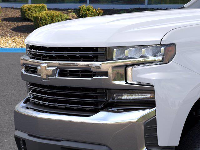 2021 Chevrolet Silverado 1500 Crew Cab 4x4, Pickup #MB8422 - photo 11