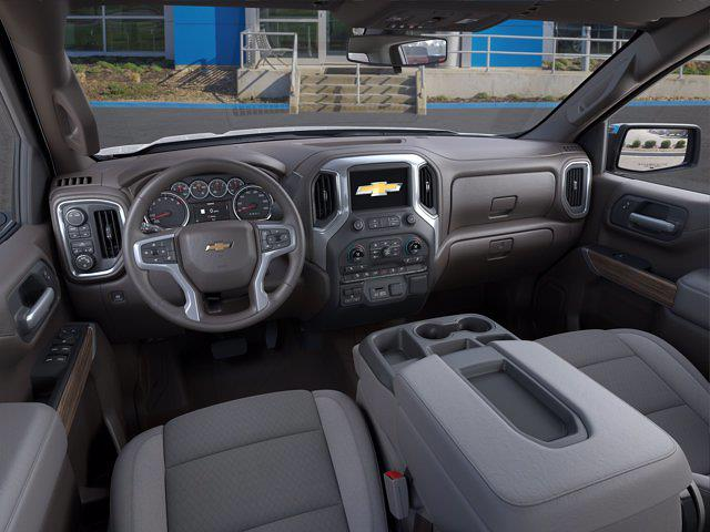 2021 Chevrolet Silverado 1500 Crew Cab 4x4, Pickup #MB8422 - photo 12