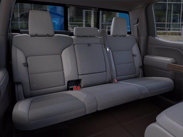 2021 Chevrolet Silverado 1500 Crew Cab 4x4, Pickup #MB8422 - photo 14