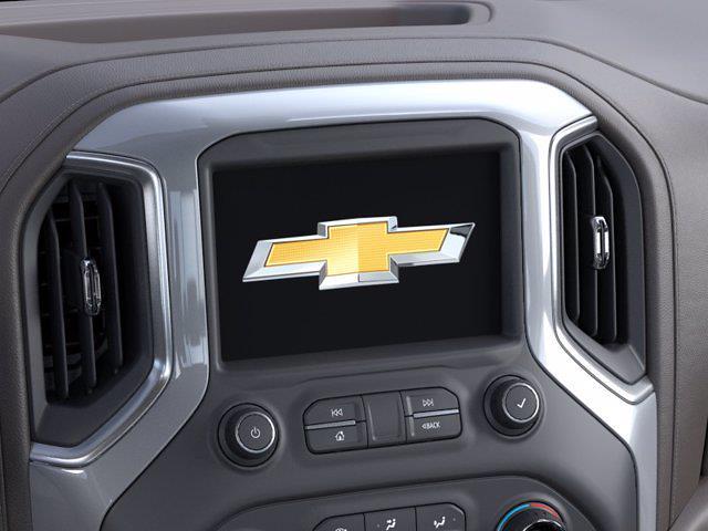 2021 Chevrolet Silverado 1500 Crew Cab 4x4, Pickup #MB8422 - photo 17