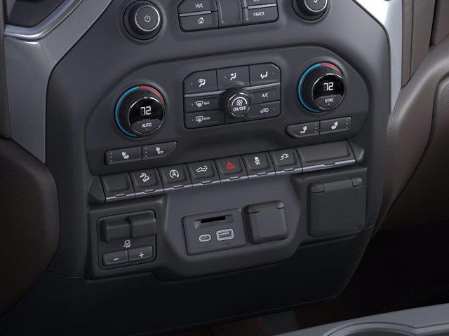 2021 Chevrolet Silverado 1500 Crew Cab 4x4, Pickup #MB8422 - photo 20