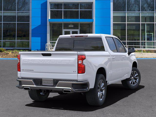 2021 Chevrolet Silverado 1500 Crew Cab 4x4, Pickup #MB8422 - photo 1