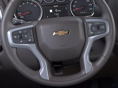 2021 Chevrolet Silverado 1500 Crew Cab 4x4, Pickup #MB8422 - photo 16