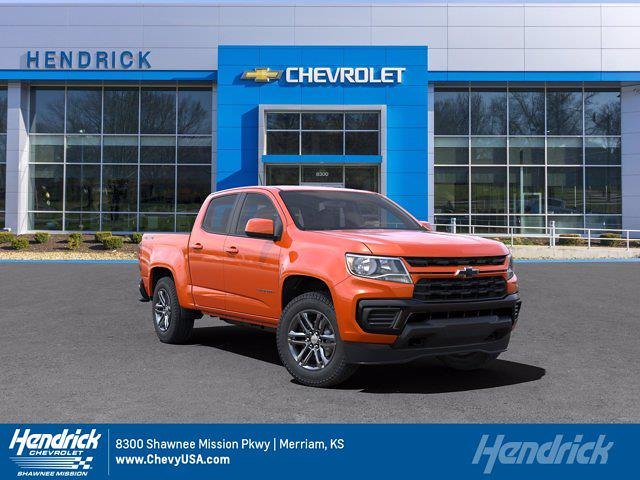 2021 Chevrolet Colorado Crew Cab 4x4, Pickup #MB8472 - photo 1