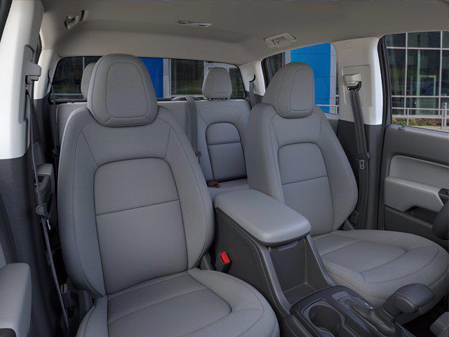 2021 Chevrolet Colorado Crew Cab 4x4, Pickup #MB8472 - photo 13