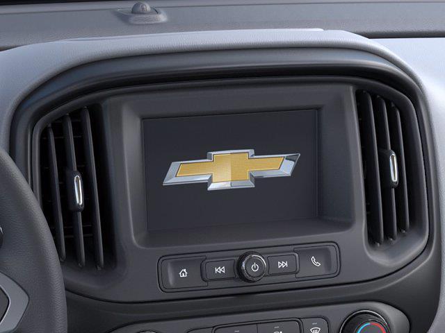 2021 Chevrolet Colorado Crew Cab 4x4, Pickup #MB8474 - photo 17