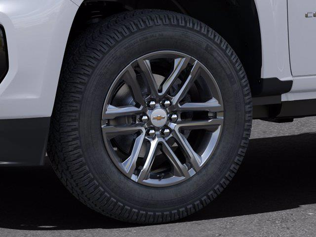 2021 Chevrolet Colorado Crew Cab 4x4, Pickup #MB8474 - photo 7