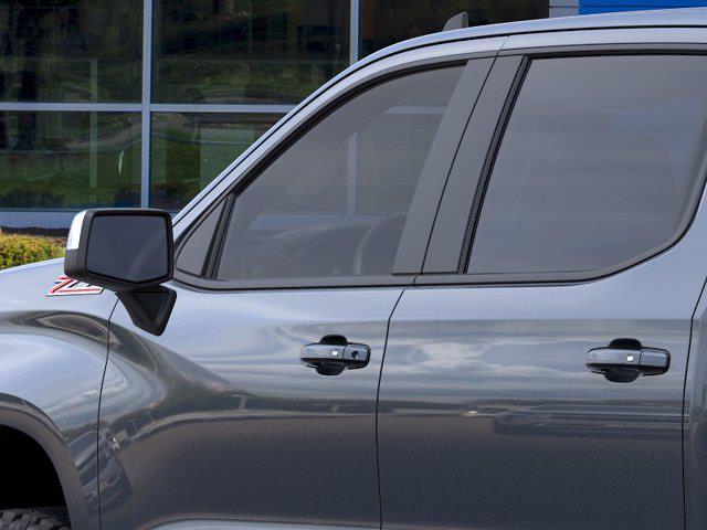 2021 Chevrolet Silverado 1500 Crew Cab 4x4, Pickup #MB8492 - photo 10