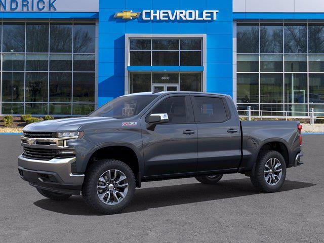 2021 Chevrolet Silverado 1500 Crew Cab 4x4, Pickup #MB8492 - photo 3