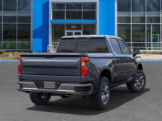 2021 Chevrolet Silverado 1500 Crew Cab 4x4, Pickup #MB8492 - photo 2