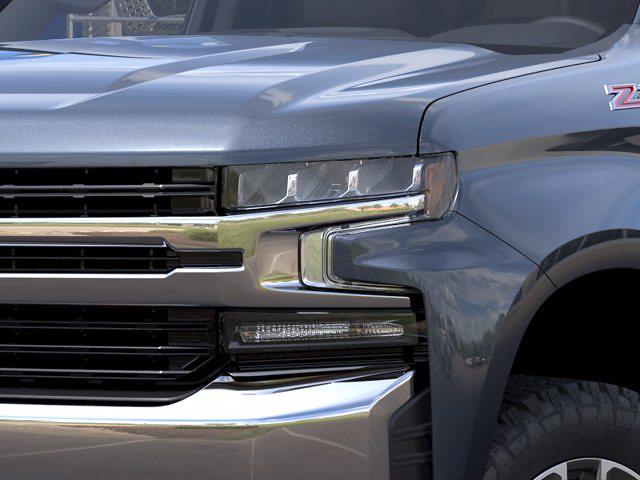 2021 Chevrolet Silverado 1500 Crew Cab 4x4, Pickup #MB8492 - photo 8
