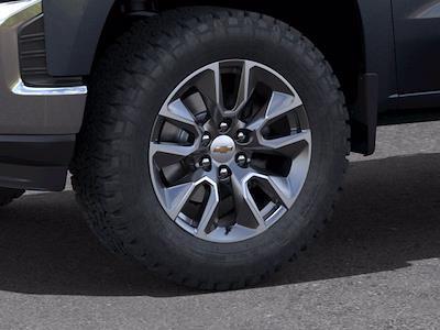 2021 Chevrolet Silverado 1500 Crew Cab 4x4, Pickup #MB8492 - photo 7