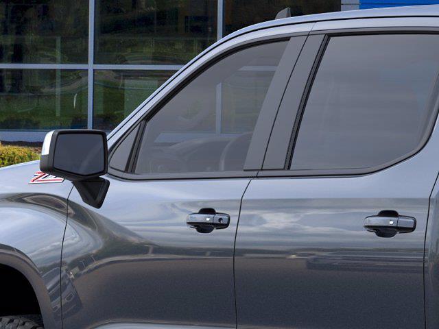 2021 Chevrolet Silverado 1500 Crew Cab 4x4, Pickup #MB8493 - photo 10