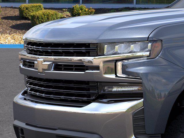 2021 Chevrolet Silverado 1500 Crew Cab 4x4, Pickup #MB8493 - photo 11