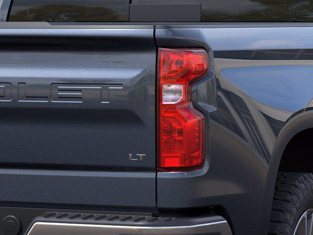 2021 Chevrolet Silverado 1500 Crew Cab 4x4, Pickup #MB8493 - photo 9