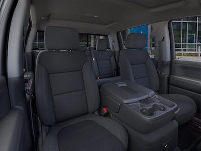 2021 Chevrolet Silverado 1500 Crew Cab 4x4, Pickup #MB8493 - photo 13