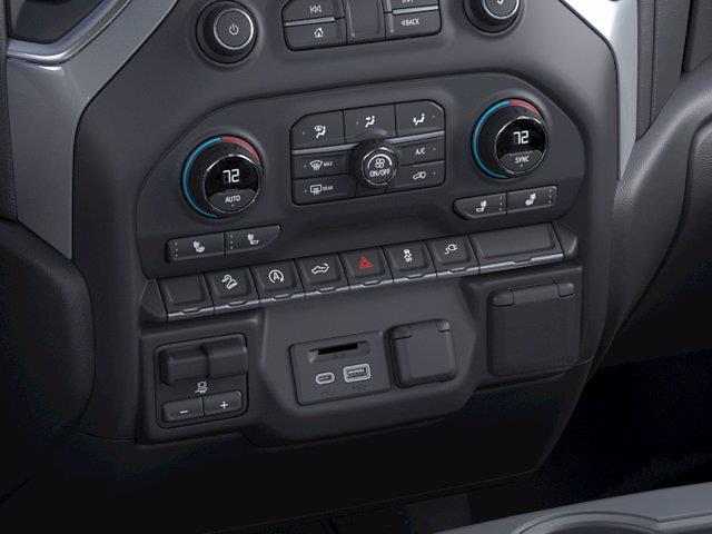 2021 Chevrolet Silverado 1500 Crew Cab 4x4, Pickup #MB8494 - photo 20