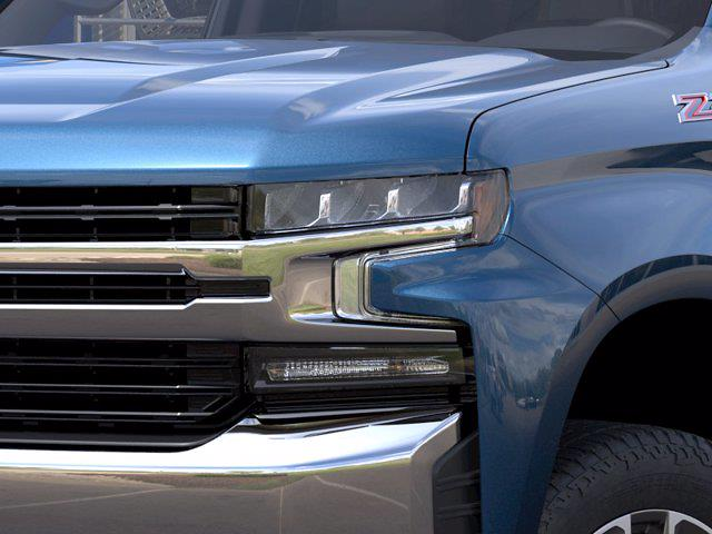 2021 Chevrolet Silverado 1500 Crew Cab 4x4, Pickup #MB8494 - photo 8