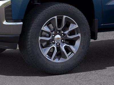 2021 Chevrolet Silverado 1500 Crew Cab 4x4, Pickup #MB8494 - photo 7