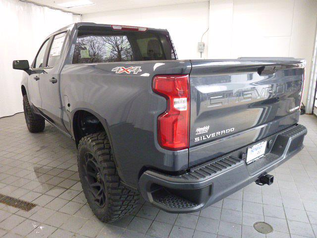 2021 Chevrolet Silverado 1500 Crew Cab 4x4, Pickup #MB8496 - photo 2