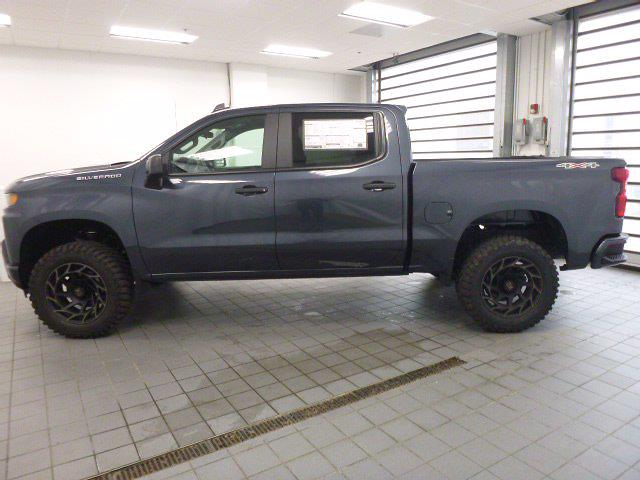 2021 Chevrolet Silverado 1500 Crew Cab 4x4, Pickup #MB8496 - photo 5