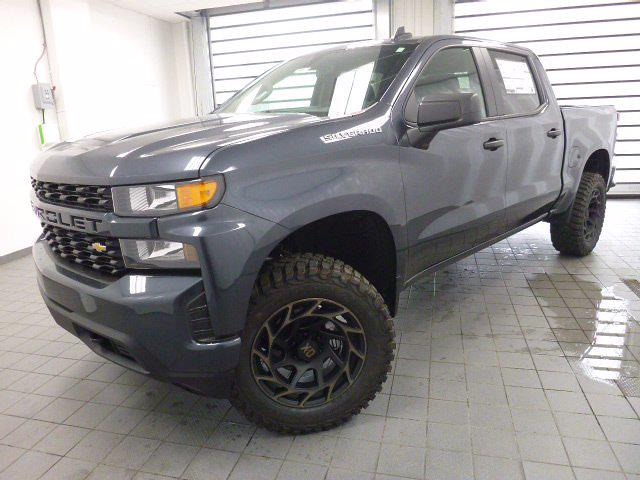 2021 Chevrolet Silverado 1500 Crew Cab 4x4, Pickup #MB8496 - photo 33